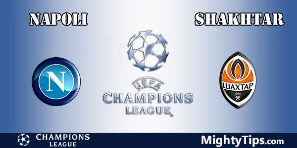 Napoli vs Shakhtar Prediction, Preview and Bet