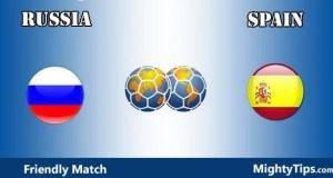 Russia vs Spain Prediction, Preview and Bet
