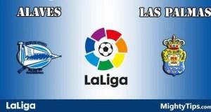 Alaves vs Las Palmas Prediction, Preview and Bet