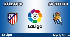 Atletico Madrid vs Sociedad Prediction, Preview and Bet
