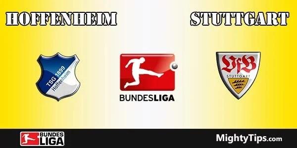 Hoffenheim vs Stuttgart Prediction, Preview and Bet