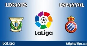 Leganes vs Espanyol Prediction, Preview and Bet