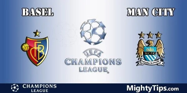 Basel vs Manchester City Prediction Champions League