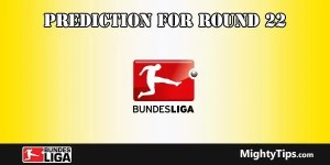 Bundesliga Predictions and Preview Round 22