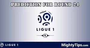 Ligue 1 Predictions Round 24