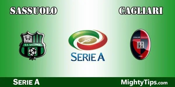 Sassuolo vs Cagliari Prediction, Preview and Bet