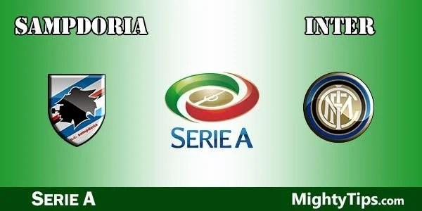 Sampdoria vs Inter Prediction, Betting Tips and Preview
