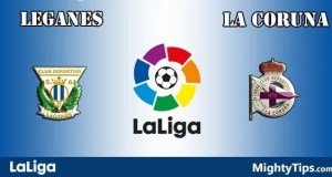 Leganes vs La Coruna Prediction, Betting Tips and Preview