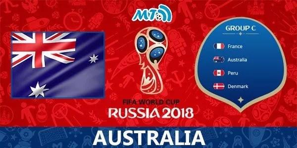 Australia World Cup 2018