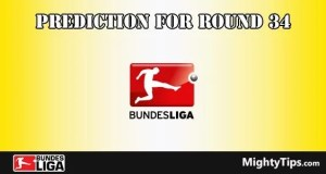 Bundesliga Prediction and Betting Tips Round 34
