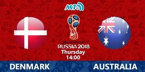 Denmark Vs Australia Prediction And Betting Tips