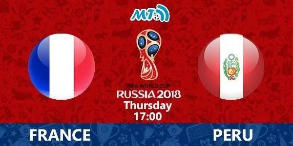 France vs Peru Prediction and Betting Tips
