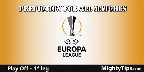 Europa League Prediction and Betting Tips Play Off