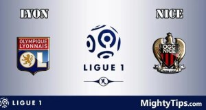 Lyon vs Nice Prediction and Betting Tips