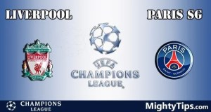 Liverpool vs PSG Prediction, Betting Tips and Preview