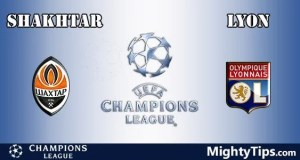 Shakhtar vs Lyon Prediction, Preview and Betting Tips