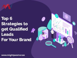 Strategies to get Qualified Leads For Your Brand-MightyWarner