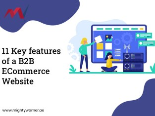 11 Key Features of B2B E-Commerce Website_