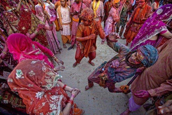 Il festival dei colori 2013