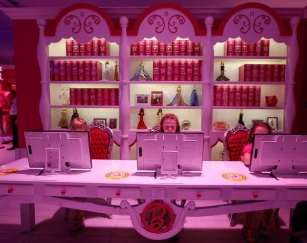 Foto Casa di Barbie a Berlino