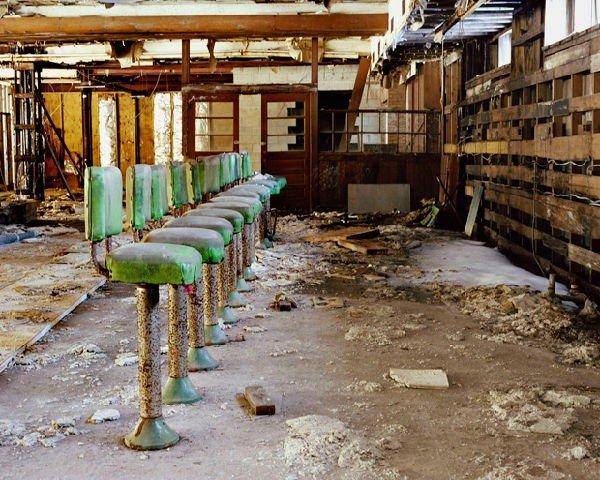 Dirty Dancing, abbandonato l'hotel del film (foto bar)