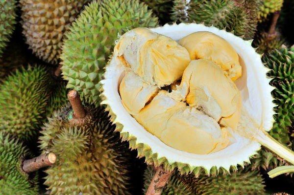 Cibi strani e originali (durian)