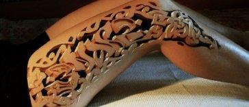 Tatuaggi strani, curiosi e divertenti