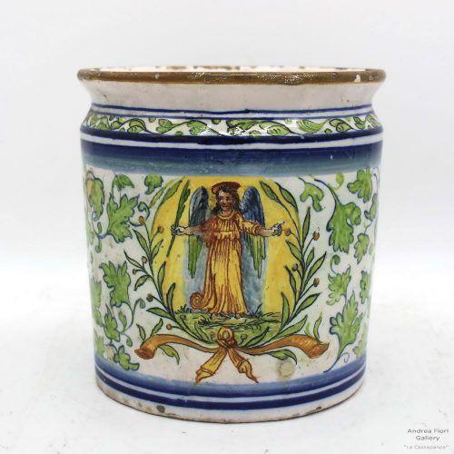 Le decorazioni artistiche de la gardenia decori, sono interamente dipinte a mano su porcellane e ceramiche di qualità. Ceramiche Antiche E Da Collezione Aste Online