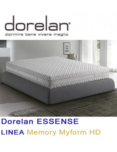 Il nuovo materasso Dorelan Essense L M H prezzo offerta