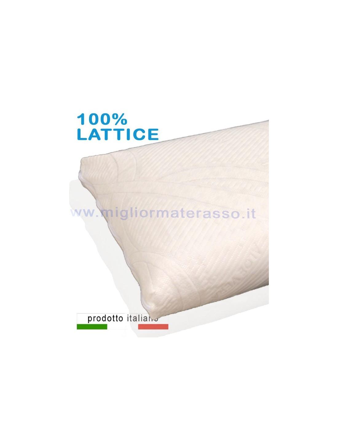 Cuscini alti in lattice acquista prezzi guanciale lattice