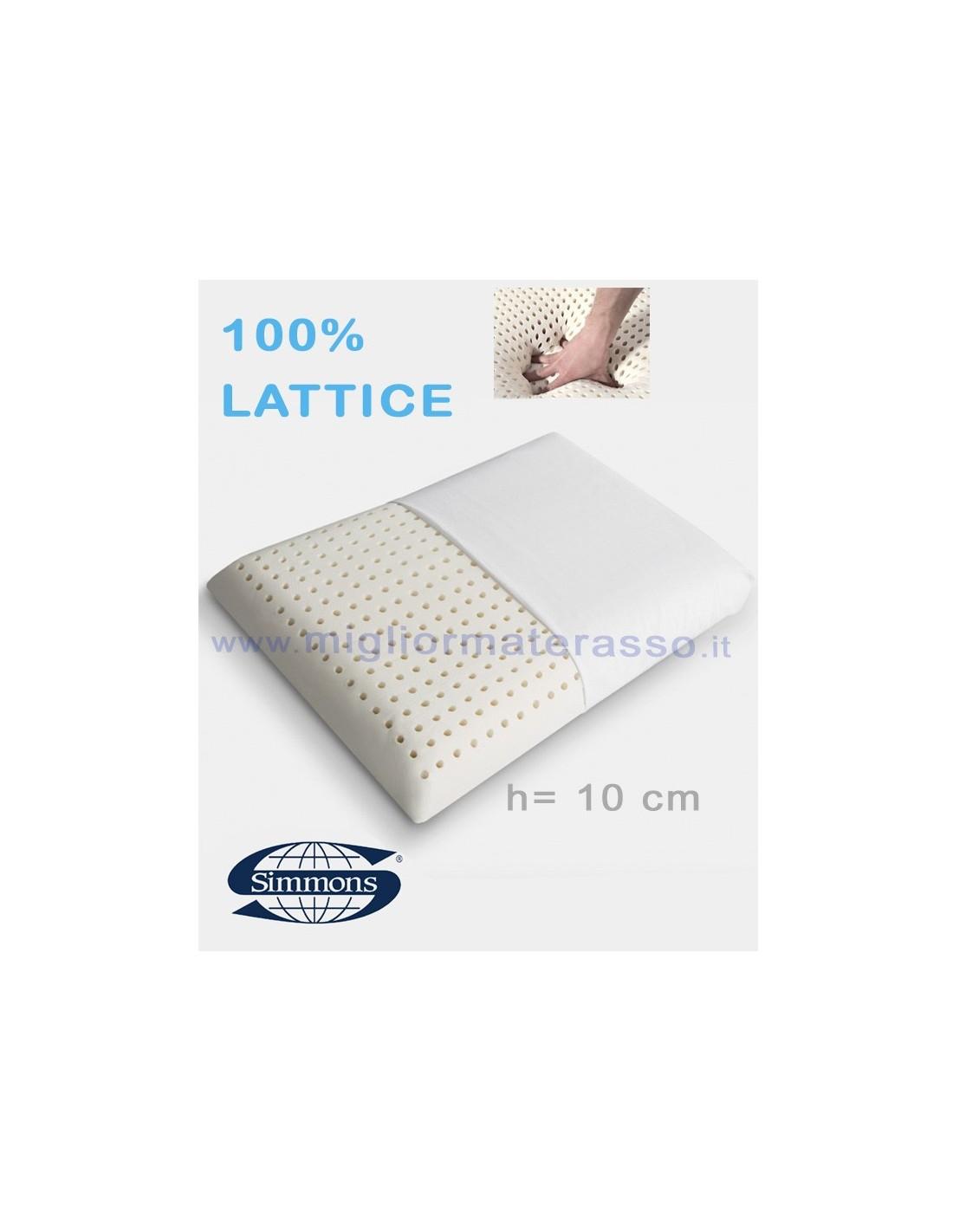 Cuscini lattice basso alto solo 10 cm adatto anche a