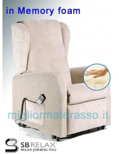 Sime 2 Sb Relax 2 motors memory chair