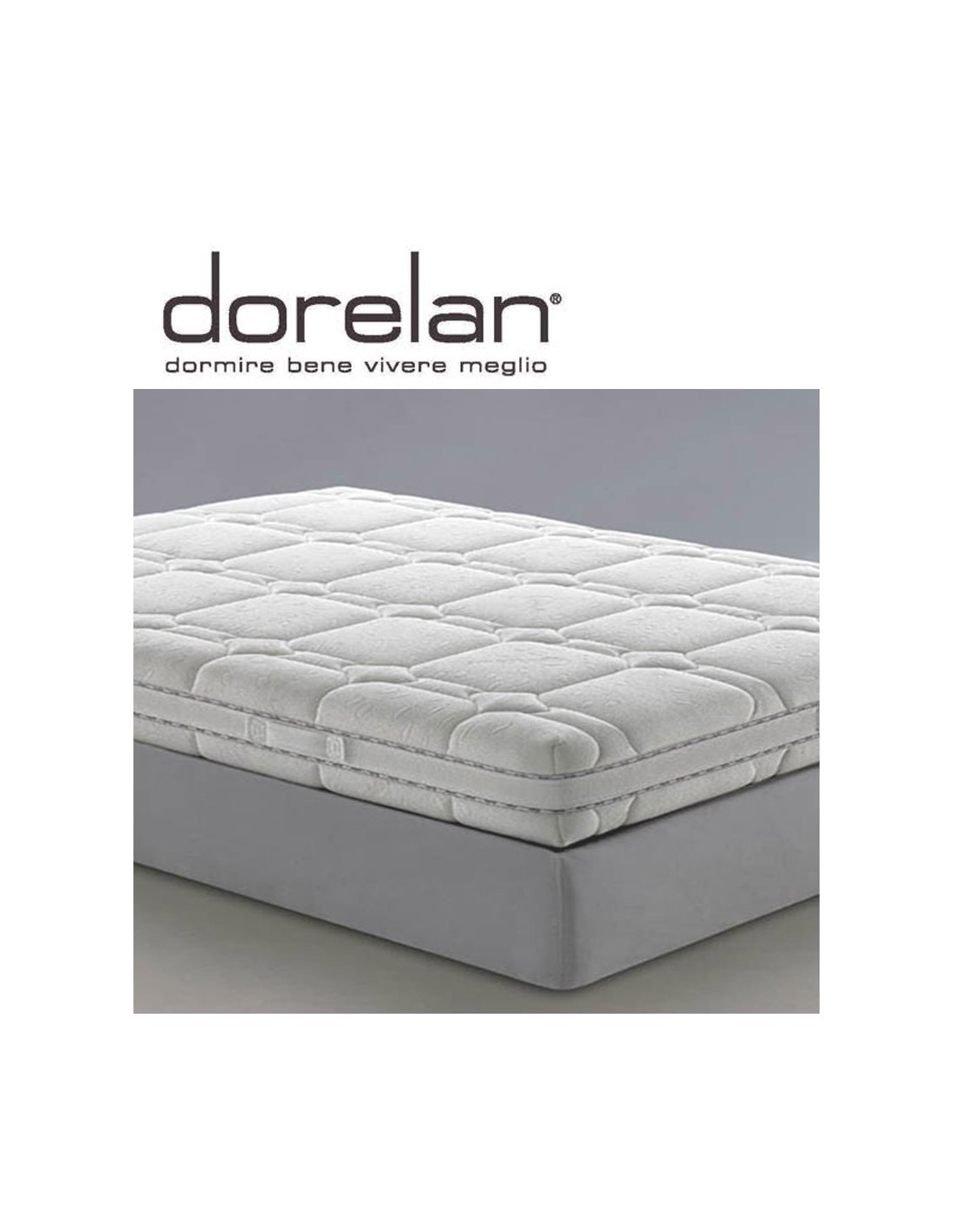 dorelan latex mattress Delice 160x190