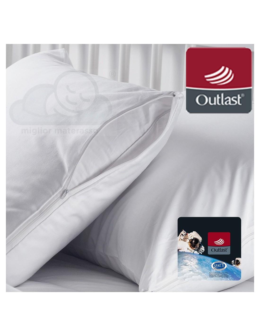 Federa copricuscino fresca basta calore e umidit dormi