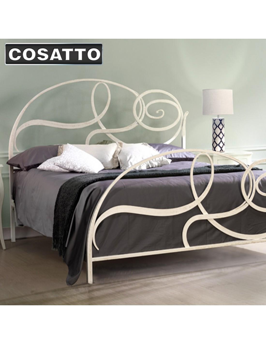Capriccio letto in ferro Cosatto prezzi in offerta
