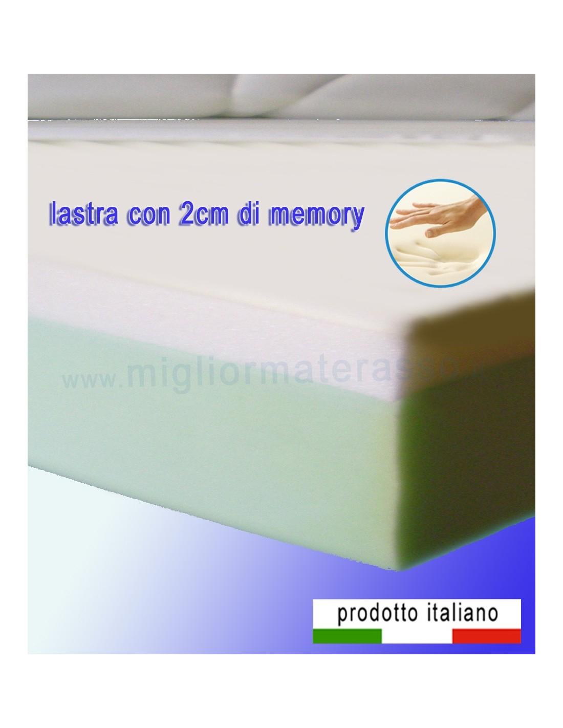 Materasso per Prontoletto alto e comodo in Memory rigido