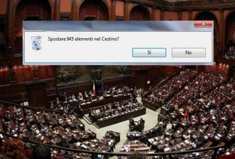 Elezioni con 4 anni 6 mesi e 1 giorno i parlamentari for I parlamentari