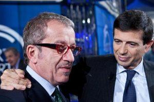 """Roberto Maroni ospite a  """"Porta a Porta"""""""