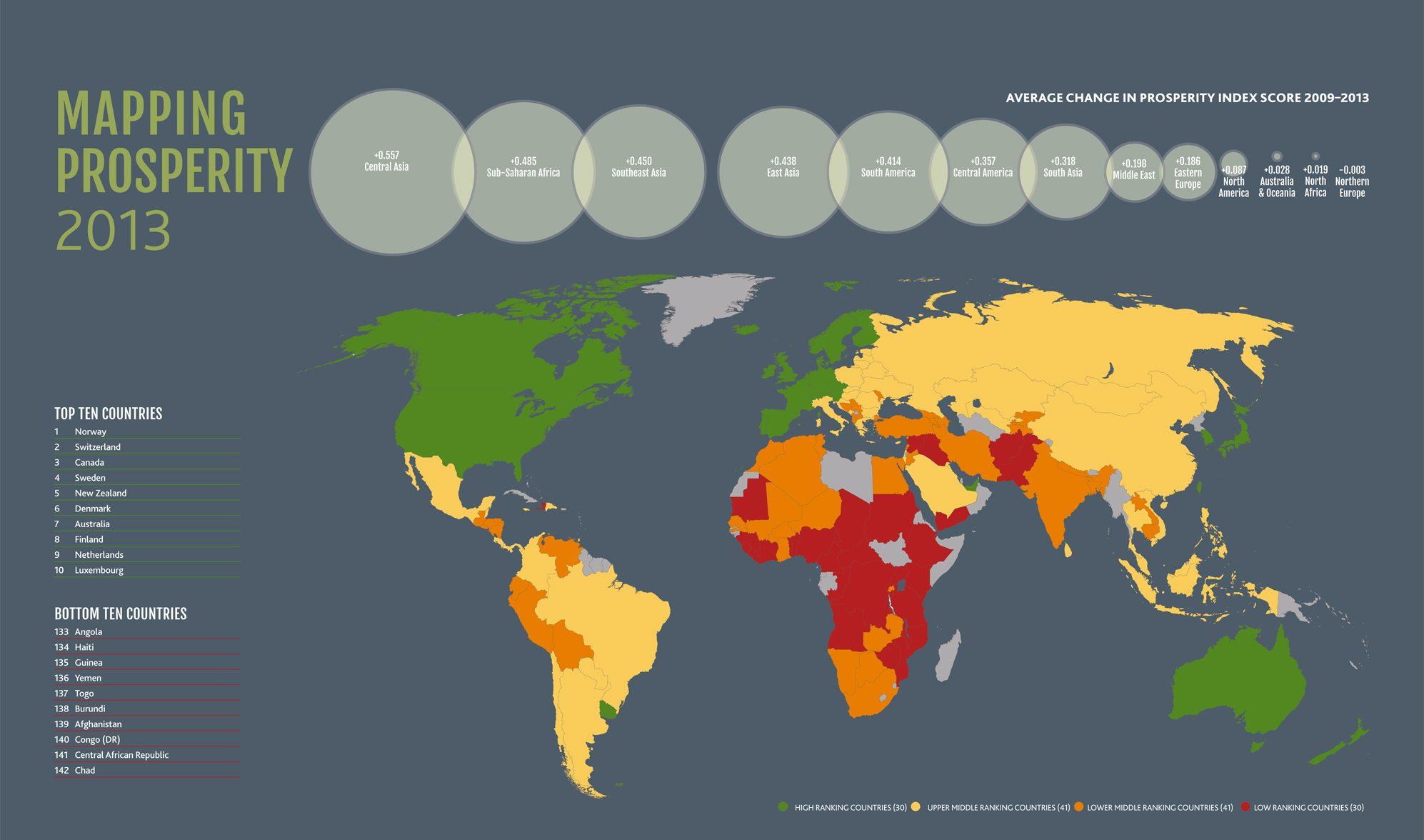Trovare Lavoro In Costa Rica indice del benessere: italia ultima in europa e nel mondo