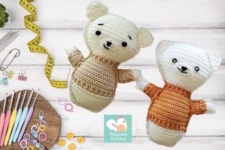 ragdoll bear 2 logo MignonCrochet réduit