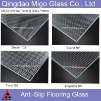 Anti-slip Laminated Glass Flooring, Glass Stair Tread ...