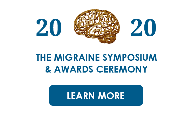 The Migraine Symposium & Awards 2020