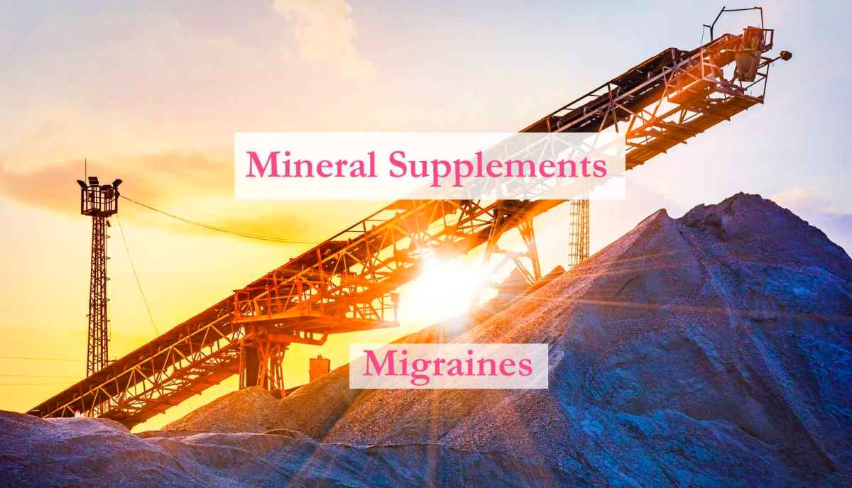 Mineral Supplements, Hydration, and Migraine Prevention