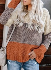 woman in a sweater