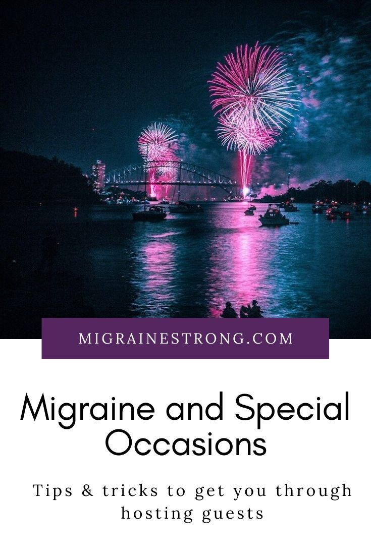 Migraine and Special Occasions: Navigating Holidays