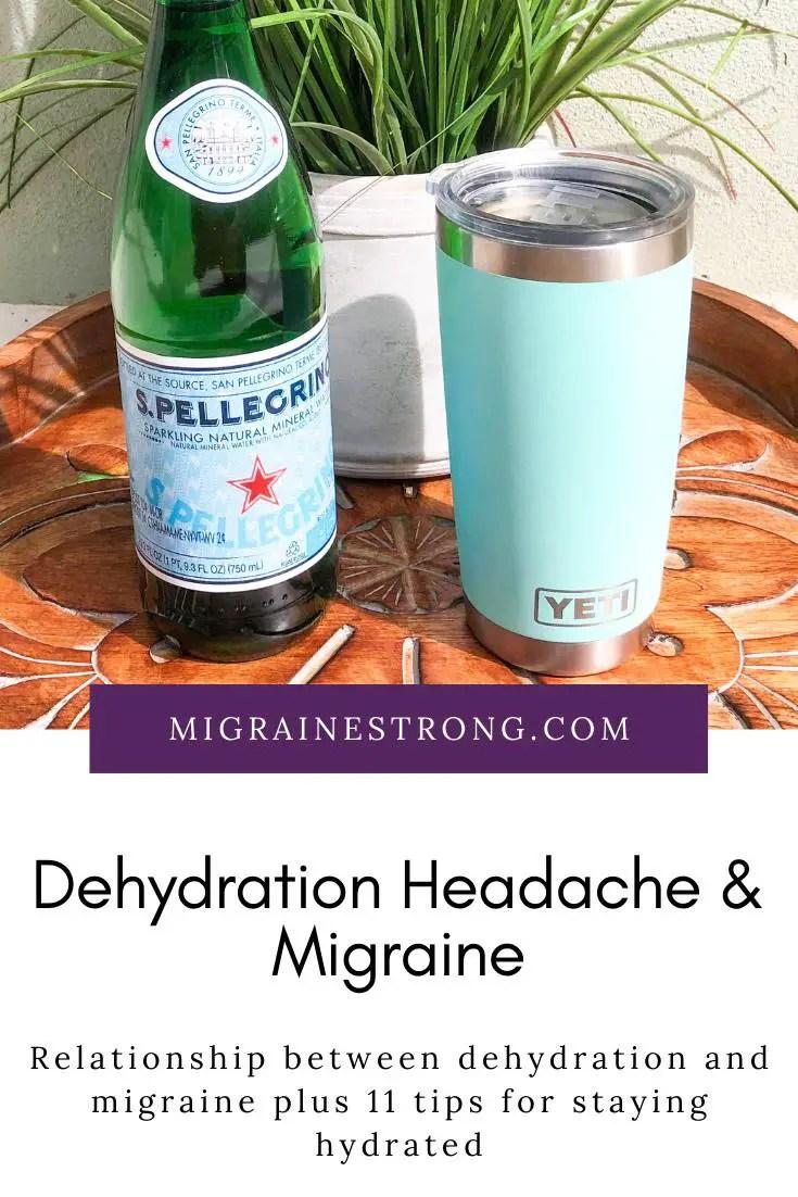 Dehydration Headache and Migraine