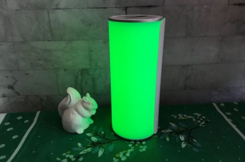 allay lamp green light for migraine