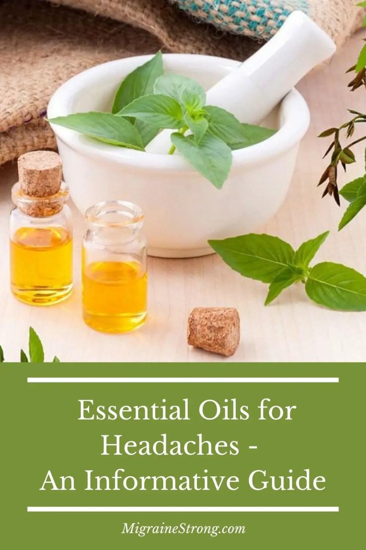 Essential Oils for Headaches- An Informative Guide