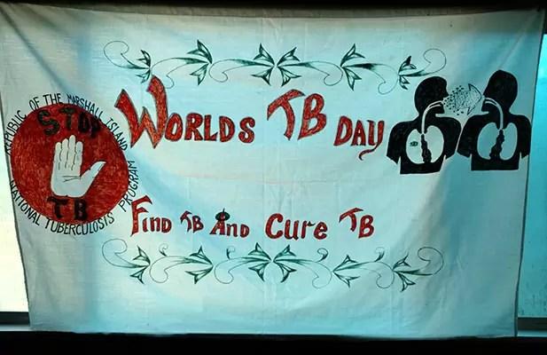World TB Day Banner