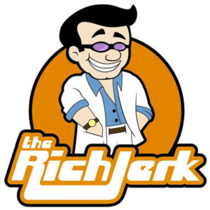 The Rich Jerk Podcast – The Rich Jerk Goes Fishing